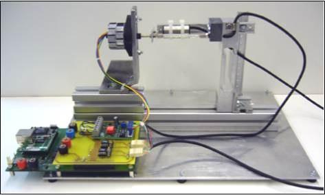iLabRS. Prototip d'assaig de materials.